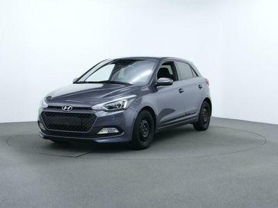 brugt Hyundai i20 1,25 Vision Plus 84HK 5d A+
