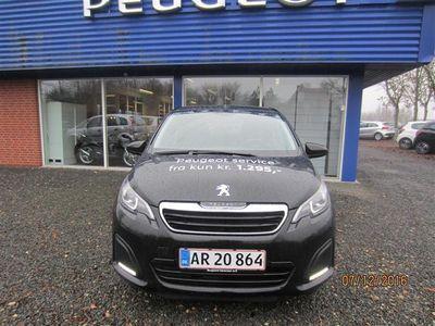 gebraucht Peugeot 108 1,0 e-Vti Access 69HK 5d
