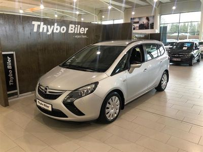 brugt Opel Zafira 1,4 Turbo Enjoy Start/Stop 140HK 6g