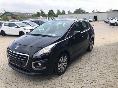 brugt Peugeot 3008 1,6 VTi Motion+ 120HK