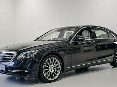 brugt Mercedes S560 aut. 4-M lang 2018