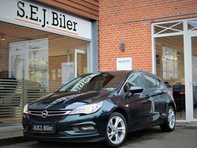 brugt Opel Astra 6 CDTi Enjoy 110HK 5d