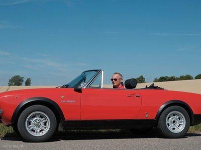 brugt Fiat 124 Spider 1,8 Sport 128HK Cabr.