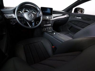 brugt Mercedes CLS350 BlueTEC aut.