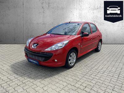 brugt Peugeot 206+ 1,4 Generation 75HK 5d - Personbil - Rød