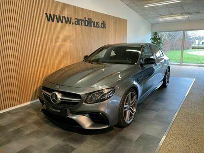 brugt Mercedes E63 AMG S aut. 4-M+