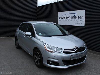 brugt Citroën C4 1,4 VTi Attraction 95HK 5d