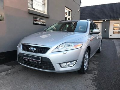 brugt Ford Mondeo 2,0 TDCi 140 Trend Coll. stc. aut.