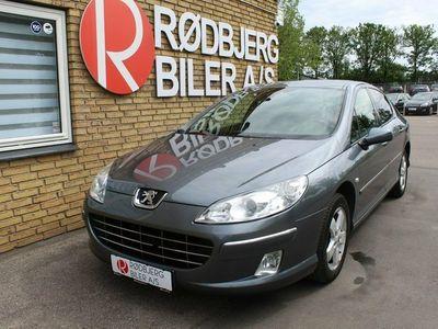 brugt Peugeot 407 1,6 HDi 109 Premium