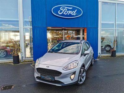 brugt Ford Fiesta 1,0 EcoBoost Active I Start/Stop 100HK 5d 6g