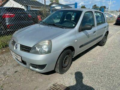brugt Renault Clio II 1,2 8V Basic