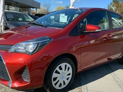 brugt Toyota Yaris 13 VVT-I T2 Touch 100HK 5d 6g