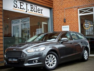 brugt Ford Mondeo 2,0 TDCi Business stc. 150HK 5d