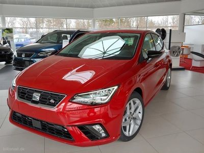 used Seat Ibiza 1,5 TSI FR Start/Stop 150HK 5d 6g