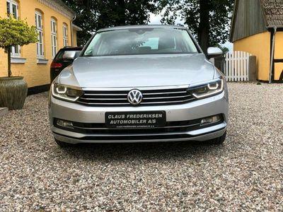 brugt VW Passat 2,0 TDi 150 Comfortl. DSG