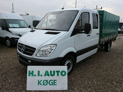 brugt Mercedes Sprinter 316 2,2 CDi R1 Db.Cab Chassis