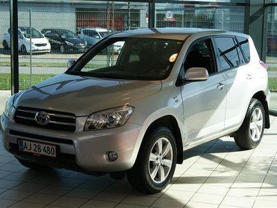 brugt Toyota RAV4 2,2 D-4D DPF Cross Sport 4x4 136HK