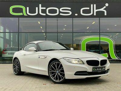 brugt BMW Z4 2,0 sDrive20i Roadster aut.
