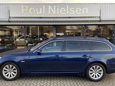 brugt BMW 530 d Touring 3,0 D 235HK Stc 6g Aut.