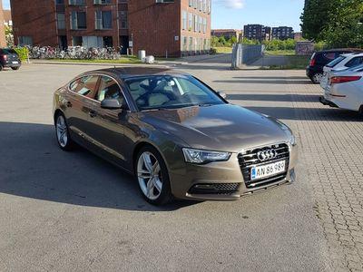 brugt Audi A5 Sportback 1.8 TFSI 170 HK 5-DØRS