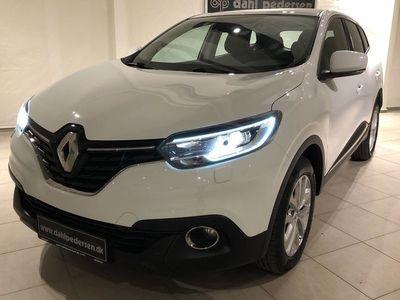 brugt Renault Kadjar 1,5 Energy DCI Zen EDC 110HK 5d 6g Aut.