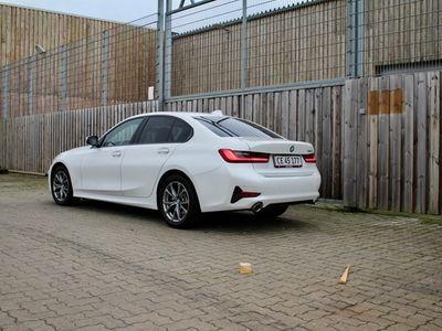 brugt BMW 320 3-Serie d Sedan Steptronic