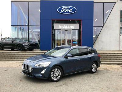 brugt Ford Focus 1,5 EcoBoost Titanium Business aut