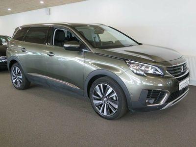 brugt Peugeot 5008 1,6 BlueHDi 120 Allure