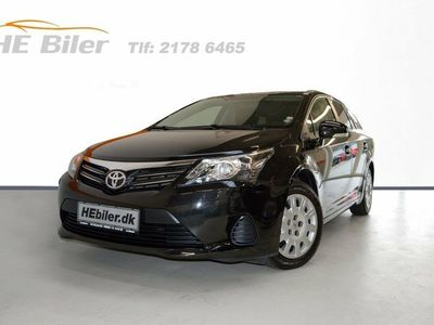 used Toyota Avensis 1,6 VVT-i T2 stc.