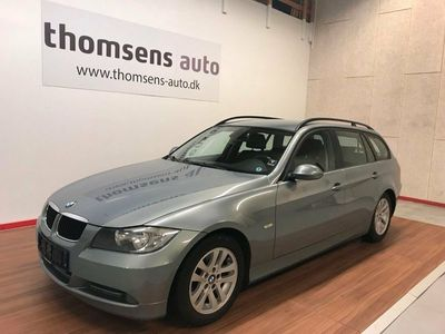 used BMW 320 d 2,0 Touring