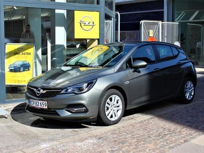 brugt Opel Astra 2 Turbo Edition+ 110HK 5d 6g A++