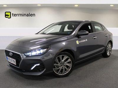 brugt Hyundai i30 1,4 T-GDi Premium FB DCT