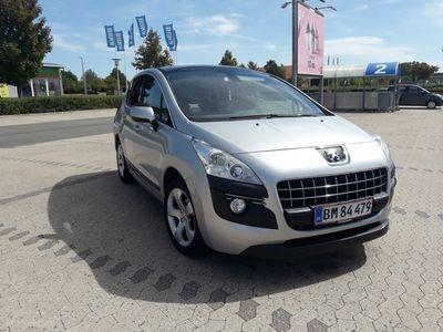 used Peugeot 3008 1,6 HDi 110HK