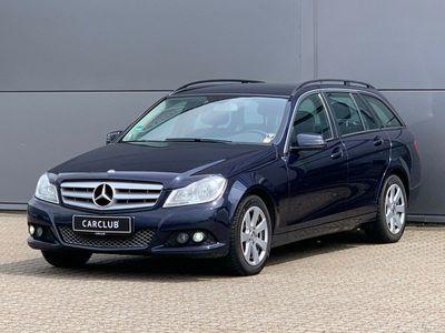 brugt Mercedes C180 2,2 CDi stc. aut. BE