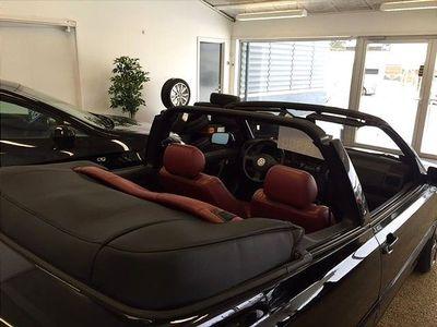 brugt VW Golf Cabriolet IV 2,0 Highline aut.