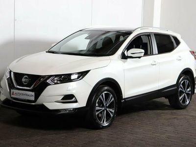 second-hand Nissan Qashqai 1,3 Dig-T 140 N-Connecta