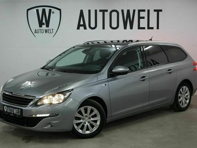 brugt Peugeot 308 1,6 BlueHDi 120 Style Sky SW