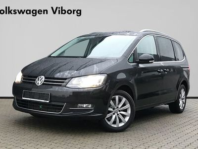 brugt VW Sharan 2,0 TDi 184 Highline DSG