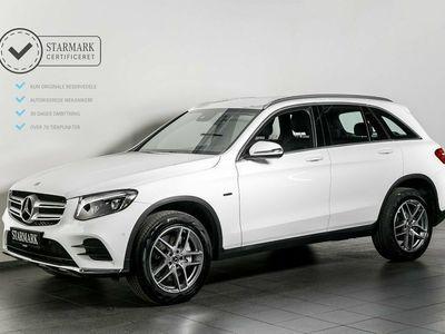 gebraucht Mercedes GLC350 e 2,0 aut. 4-M