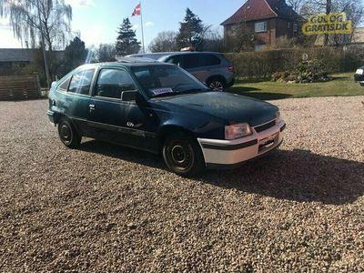 brugt Opel Kadett GSI