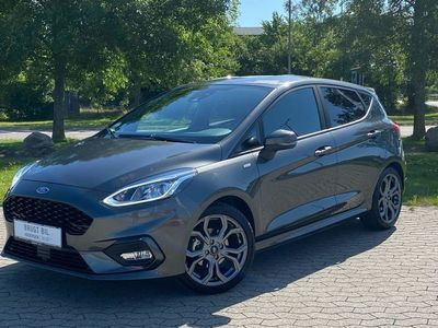 brugt Ford Fiesta 1,0 EcoBoost ST-Line 140HK 5d