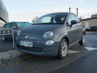 brugt Fiat 500 1,2 Dream Start & Stop 69HK 3d