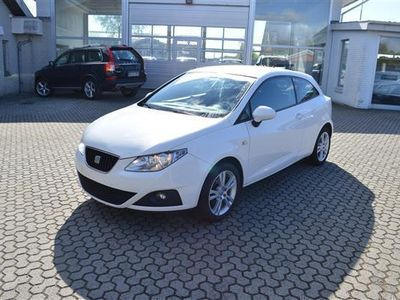 second-hand Seat Ibiza 1,4 16V Reference 85HK 3d - Personbil - Hvid