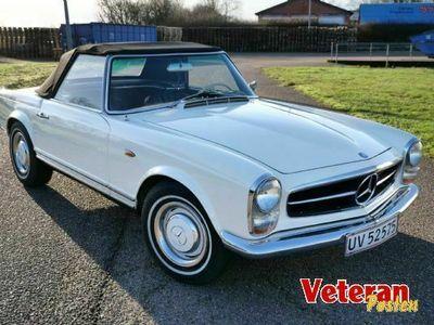 brugt Mercedes 230 SLPagode