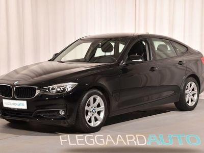 brugt BMW 318 Gran Turismo d 2,0 D 143HK 5d 8g Aut.