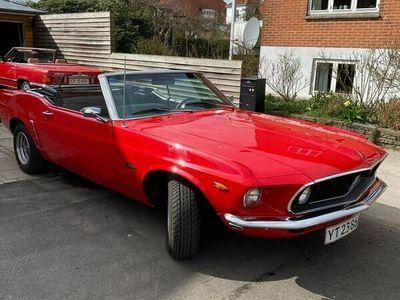 brugt Ford Mustang V8 5,8