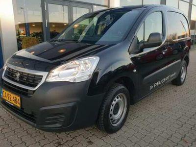 used Peugeot Partner L1 Flexpack 1,6 BlueHDi Pro 100HK Van 1,6
