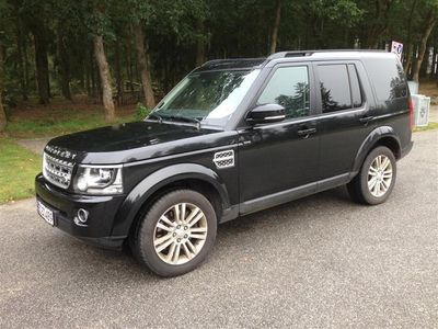 brugt Land Rover Discovery 3,0 SD V6 HSE 4x4 256HK 5d 8g Aut.