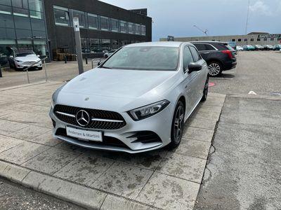 brugt Mercedes A250 e 1,3 B/EL AMG Line 8G-DCT 262HK 5d
