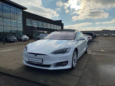 brugt Tesla Model S 75D el EL AWD 333HK 5d Aut.